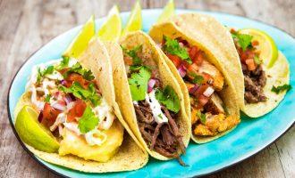 Clausitos Catering Menü Taco Bar